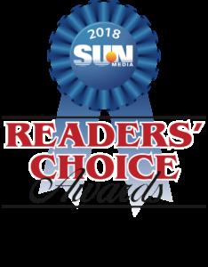 2018 Sun Reader's Choice Awards